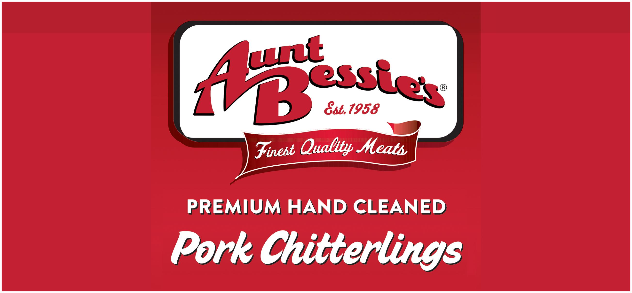 Premium Hand Cleaned Pork Chitterlings
